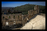 Athens - Theater of Herod Atticus