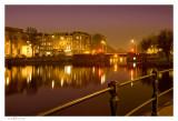 Amsterdam Night Light