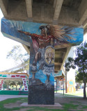 Mural No. 25 - Aztec Warrior (1978)