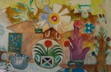 Mural No. 38 - (detail)