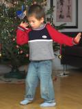 2006-12-28 Oliver dancing