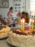 2007-03-03 Nicoles Birthdays cake