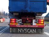 2007-03-30 Slogan on truck
