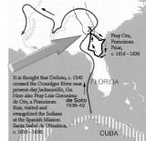 DeSoto & Spanish Mission Near Jacksonville, Ga.