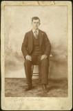 James O. Bland As A Young Man
