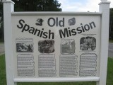 Old Spanish Mission - Marker 6b (Readable)
