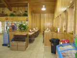 One Of The Dining Sections In The Old Country Store