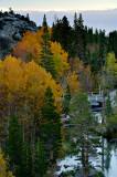 Lake Sabrina Color