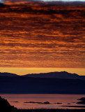 Mono Sierra Sunrise - 4