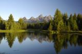 Schwabacher's Landing - Grand Teton