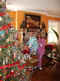 Pajama Party Christmas Brunch 2006 at Casa David
