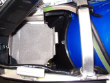 Airbox Snorkel Removed