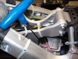 Accessing the carburetor needle on the WR250F