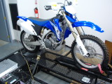 Yamaha WR450F -Picture Gallery