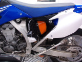 2007 WR450F - Quick Access Filter