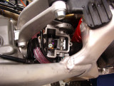 RMZ 250 Carburetor Needle Access