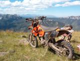 Alpine Trail has 110 Switchbacks