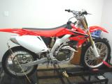 2008 CRF450R Dyno Testing