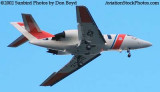 2002 - USCG HU-25 Falcon #CG-2129 - Coast Guard stock photo #1472