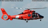 2002 - USCG HH-65A Dolphin #CG-6165 - Coast Guard stock photo #1959