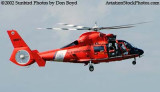 2002 - USCG HH-65A Dolphin #CG-6165 - Coast Guard stock photo #1965