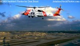 2003 - USCG HH60J #CG-6041 at MIA - Coast Guard fantasy stock photo