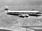 1952 - National Airlines DC-6B - not a stock photo