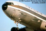 1985 - Mexicana DC10-15 N1003W Tolteca airline aviation stock photo #CA8502