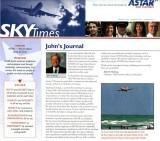 2004 - ASTAR Air Cargo SKYTimes