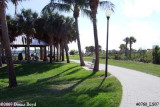 2007 - East side of Peanut Island County Park landscape stock photo #0760