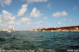 2007 - West side of Peanut Island looking north landscape stock photo #0848