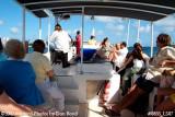 2007 - Passengers on the Peanut Island Ferry recreation stock photo #0855