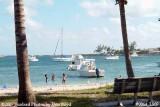 2007 - East side beach on Peanut Island County Park recreation stock photo #0864