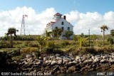 2007 - East side of former Coast Guard Station Lake Worth Inlet house building stock photo #0867