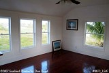 2007 - 1st floor TV and recreation room of former Coast Guard Station Lake Worth Inlet stock photo #0872