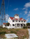 2007 - South view of majestic station house at Coast Guard Station Lake Worth Inlet stock photo #0890