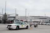 Miami-Dade Police escort the fallen soldier photo #2131