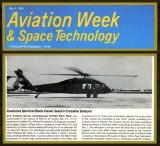 1983 - Aviation Week & Space Technology - Customs Service uses UH-60 Black Hawk to seize cocaine