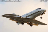 General Electric Capital Corporation's British Aerospace HS125-700A N999CY corporate aviation stock photo #2949