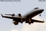 Bombardier Aerospace Corporation's Learjet 60 N245FX corporate aviation stock photo #2954