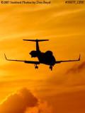 Bombardier Aerospace Corporation's Learjet 60 N245FX corporate aviation stock photo #2957P