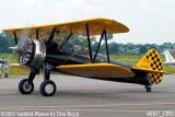 Joe Pendergrass' Boeing A-75 Stearman N1715B private aviation stock photo #6307