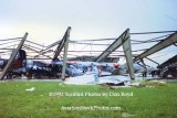 1992 - Hurricane Andrew devastation at the Weeks Air Museum