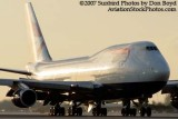 2007 - British Airways B747-436 G-BNLS aviation stock photo #3057