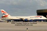 2007 - British Airways B747-436 G-BNLS aviation stock photo #3058