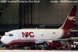 2007 - Northern Air Cargo (NAC) B737-232 N321DL (ex Delta Airlines) airline aviation stock photo #3072