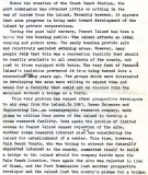 1972 - Draft of report by BM2 Ron Ritchie on history and future of Peanut Island, Page 3