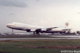 1974 - National Airlines B747-135 at Miami
