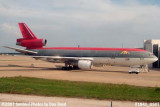 ATA DC10-30 N702TZ (ex Northwest Airlines N234NW) at DFW airline aviation stock photo #1841