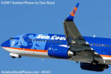 Sun Country B737-8BK N811SY aviation airline stock photo #4163